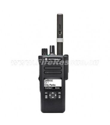 MOTOROLA DP4601 MOTOTRBO DIGITAL PORTABLE RADIO