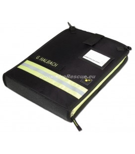TEE-UU DOKU OPERATION CONTROL FOLDER DIN A4 - BLACK