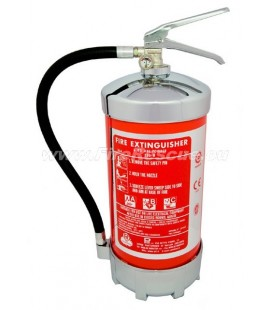 PII FIRE EXTINGUISHER ABC POWDER 6 KG CROM SERIES
