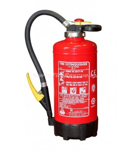 PII FIRE EXTINGUISHER P6GI ABC POWDER 6 KG