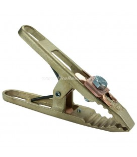 EARTHING CLAMP MADE BY BRASS
