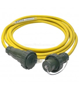 ELEKTRO EXTENSION CABLE THW-VERSION 230 V, 16 A