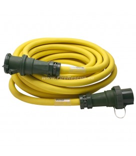 ELEKTRO EXTENSION CABLE THW-VERSION 400 V, 125 A