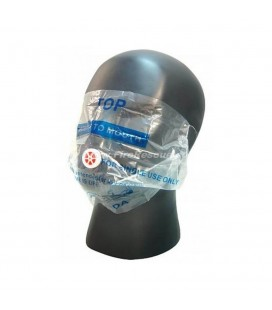 CPR POCKET MASK - KEYRING