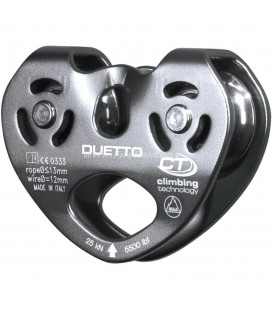 FALL SAFE PULLEY DUETTO